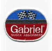 U.S.A. 70年代 デッドストック 刺繍 ワッペン - Gabriel -