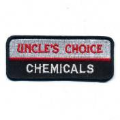 U.S.A. 70年代 デッドストック 刺繍 ワッペン - UNCLE'S CHOICE CHEMICALS -