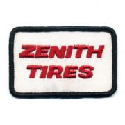 U.S.A. 70年代 デッドストック 刺繍 ワッペン - ZENITH TIRES -