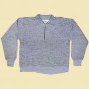 U.S.A. Healthknit Zip-up pull スウエットシャツ