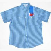 古着 PEPSI Unitog ワークシャツ