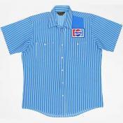 古着 PEPSI Protekall ワークシャツ