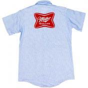 古着 Miller Cintas ワークシャツ