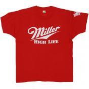 古着 Miller high life Tシャツ