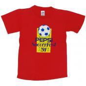 古着 PEPSI Soccer fest 91 プーマ Tシャツ