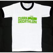 古着 リンガー Tシャツ Clark Decathlon