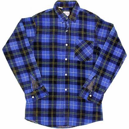 古着 USA  オールド ボーイズ ネルシャツ Prepshirt