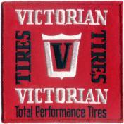 U.S.A. 70年代 デッドストック 刺繍 ワッペン - VICTORIAN TIRES -(大)