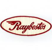 U.S.A. 70年代 デッドストック 刺繍 ワッペン - Raybestos -(中)