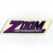 U.S.A. 70年代 デッドストック 刺繍 ワッペン - ZooM High Performance Parts -(中)