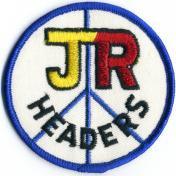 U.S.A. 70年代 デッドストック 刺繍 ワッペン - JR HEADERS -