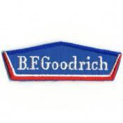 U.S.A. 70年代 デッドストック 刺繍 ワッペン - B.F.Goodrich -