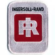 U.S.A. 70年代 デッドストック 刺繍 ワッペン - INGERSOLL-RAND -