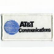 U.S.A. 70年代 デッドストック 刺繍 ワッペン - AT&T -