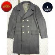 1960's U.S.A. ヴィンテージ バレーフォージ陸軍士官学校 濃紺 厚手ウール ラシャ サイズ:M~L ロング