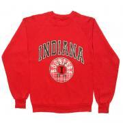 U.S.A. オールド プリント スウェットシャツ グレード:A 〜 B カラー:赤 サイズ:S 位