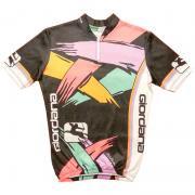 1980's イタリア製 ヴィンテージ Giordana ジョルダーナ サイクリングジャージ サイクリングウェア CARATTI サイズ:ML