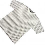 1980's 〜 1990's U.S.A. ボーダー Tシャツ 半袖 キッズサイズ XL ( 18 )