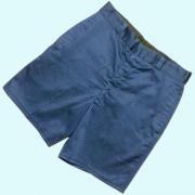 〜1980's U.S.A.  Tennessee Overall Co ミリタリーパンツ ショーツ ネイビー色 30R 76cm