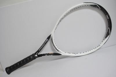 「中古テニスラケット」PRINCE GREAT WHITE SHARK OS プリンス グレートホワイトシャークオーバー (G2)