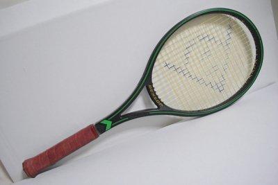 「中古テニスラケット」DUNLOP MAX200G ダンロップ マックス200G 【丸穴】 (G4)