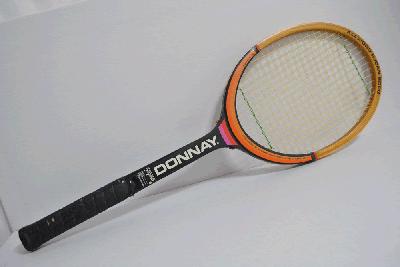 【売り切れました】「中古テニスラケット」 DONNAY ALLWOOD BJORN BORG ドネーオールウッド ボルグ (LM4)