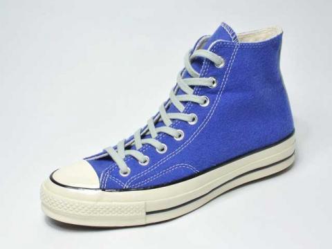 【Converse USA First String】'70 三ツ星復刻チャックテイラー・HI・Team Wool/Amparo Blue & Dawn Blue
