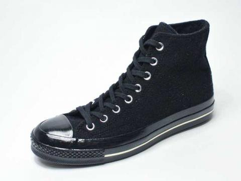 【Converse USA】2016AW/Deadstock/'70 三ツ星復刻チャックテイラーCT70・HI・Team Wool/black