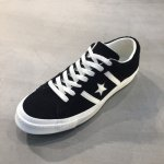 <img class='new_mark_img1' src='https://img.shop-pro.jp/img/new/icons13.gif' style='border:none;display:inline;margin:0px;padding:0px;width:auto;' />【CONVERSE USA】Star&Bars One Star Academy Premium Suede OX