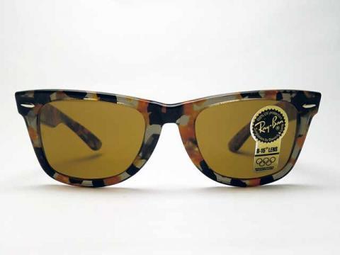 Vintage【B&L/レイバン】1992s・ウェイファーラー・リミテッド・ゴールドトータス・デッドストック!