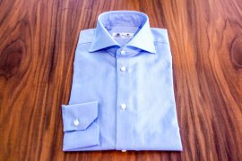 Vanacore for KUSKA Shirts (サックス)