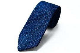 【Tango Jacquard 】 Tango Jacquard Tie (Tango Blue)