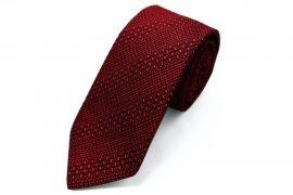 【Tango Jacquard 】 Tango Jacquard Tie (Red)