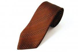 【Tango Jacquard 】 Tango Jacquard Tie (Orange)