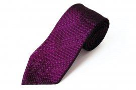 【Tango Jacquard 】 Tango Jacquard Tie (Purple)