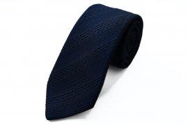 【Tango Jacquard 】 Tango Jacquard Tie (Dark Navy)