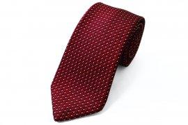 【Line Dot】 Line Dot Tie (Red)
