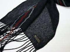 Line Stole(ブラック)
