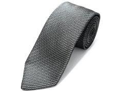 Fresco Tie(ホワイトグレー)