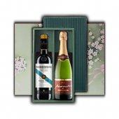 ご贈答サービス 2本入り箱 ワイン・スパークリングワイン対応