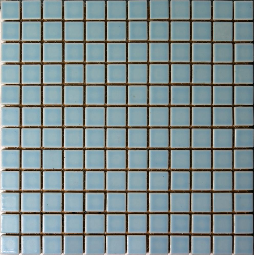 ピュアカラーシリーズ 22角タイル サラSA−32(空色)
