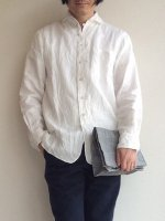 �ݥ��ȥޥ�ե�����ͥ󥷥�ĥ��եۥ磻�� postman frenchlinen offwite��DjangoAtour<img class='new_mark_img2' src='http://mamechico.jp/img/new/icons3.gif' style='border:none;display:inline;margin:0px;padding:0px;width:auto;' />