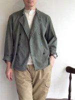 1960's German Work Jacket Grey(1960年代ドイツ製ワークジャケット)