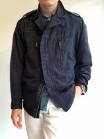 1990's French F-2 Navy Jacket Navy��1990ǯ�� �ͥ��ӡ����顼��F2���㥱�åȡ�