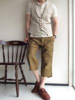 DAタンカーショーツ タンカーベージュ da tanker shorts tanker-beige/DjangoAtour