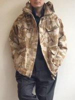 1990-2000's イギリス軍ロイヤルアーミー サンドカモフラージュブルゾン