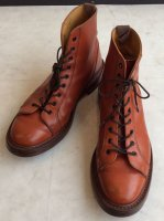 Tricker's モンキーブーツ 8ハーフ/26.5cm MADE IN England(USED品)