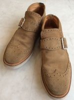 Tricker's�������奫(CASH CA)�����ǥ� 9��������27.0cm��MADE IN England��USED�ʡ�<img class='new_mark_img2' src='http://mamechico.jp/img/new/icons3.gif' style='border:none;display:inline;margin:0px;padding:0px;width:auto;' />