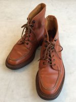 Tricker's��U���åץ֡��ġ�4�ϡ��ա�23.5cm��MADE IN England��USED�ʡ�<img class='new_mark_img2' src='//img.shop-pro.jp/img/new/icons3.gif' style='border:none;display:inline;margin:0px;padding:0px;width:auto;' />