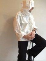 サルベージパーカ ホワイト Salvage Parka White(メンズ38)/KAPTAIN SUNSHINE